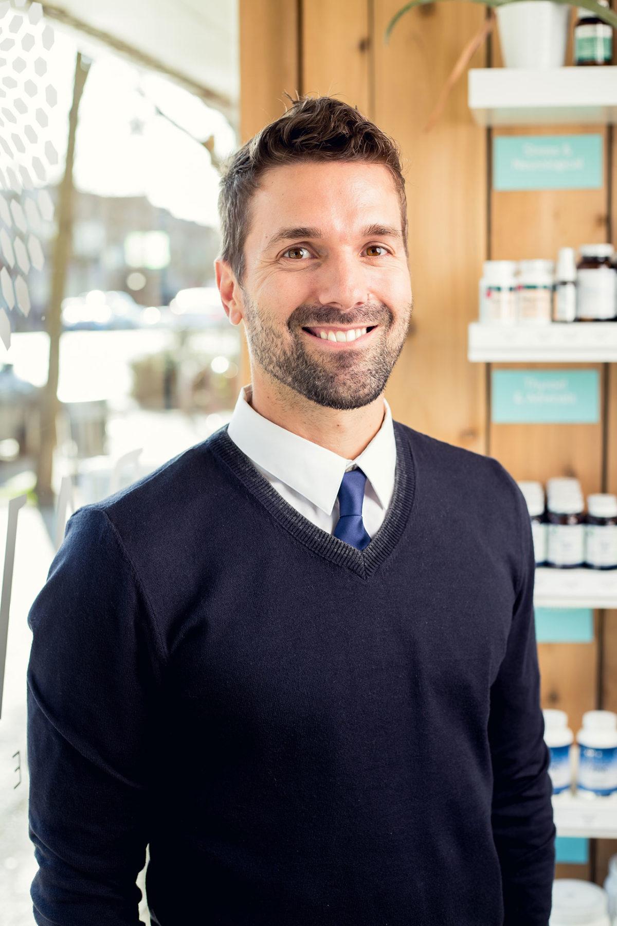 Dr. Nicholas Jensen