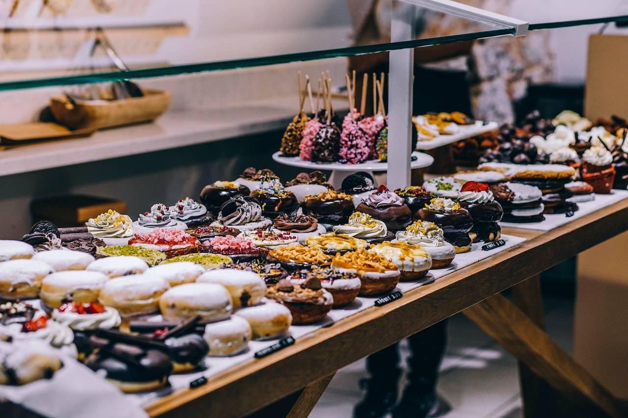 donuts desserts